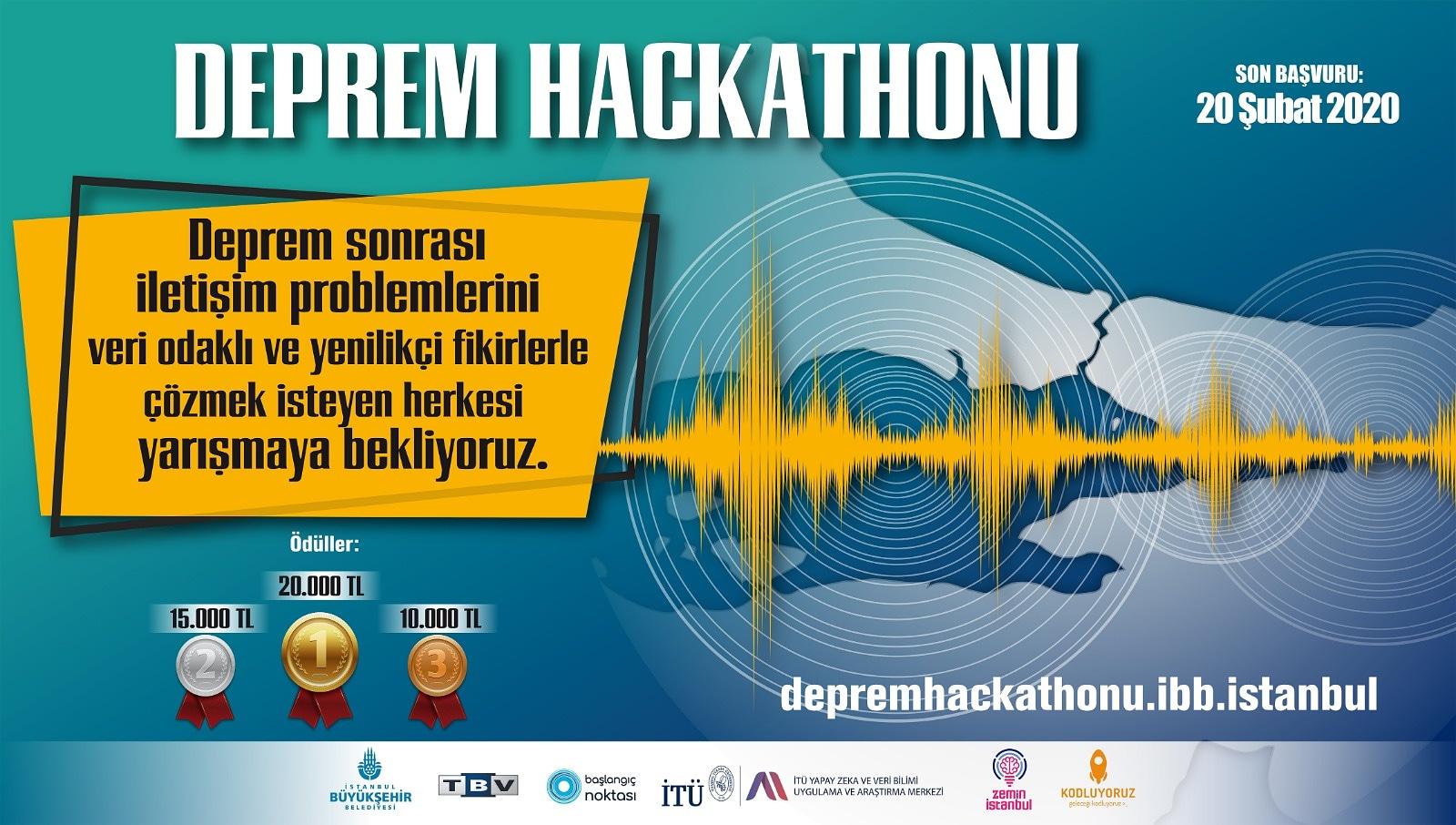 deprem-hackathon